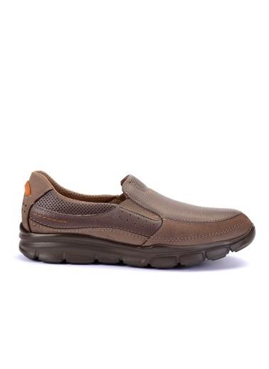Forelli %100 Deri Ayakkabı Bej